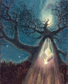 Tree of Life - Magical, mystical Earth