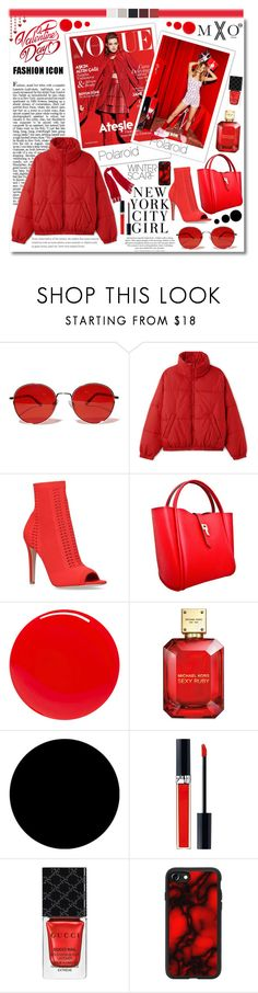 """Valentines ❤️"" by mxogirl ❤ liked on Polyvore featuring Fantas-Eyes, Gianvito Rossi, Leatherbay, Tom Ford, Bik Bok, Michael Kors, Wall Pops!, John Lewis, Gucci and Casetify"