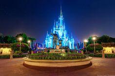 Magic Kingdom - Disney World - Orlando, FL Walt Disney World, Disney World Vacation, Disney Vacations, Disney Parks, Florida Vacation, Disney World Tips And Tricks, Disney Tips, Disney Love, Disney Magic