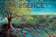 PRESENCE - Prophetic Art