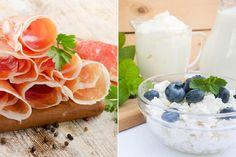 A leggyorsabb fogyókúra: zsírfaló fehérje-diéta - Részletes étrenddel - Fogyókúra | Femina Panna Cotta, Paleo, Vegan, Fruit, Ethnic Recipes, Shape, Food, Diet, Amigurumi