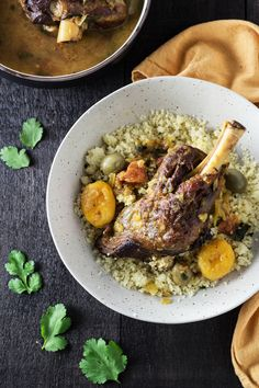I've always adored Moroccan food. Here's my version of some delicious braised lambs. I think the spices really make this dish. Cumin, coriander, cinnamon, cloves and saffron; just yum. …