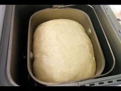 Сдобное воздушное тесто для булочек пирожков рулетов пирогов и др в хлебопечке Panasonic SD-255 - YouTube