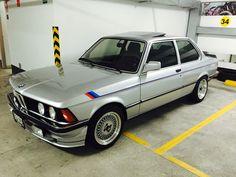 BMW e21 323