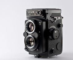 yashica mat-124 G