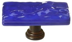 View the Sietto SLK-221 Skinny Glacier 2 Inch Long Rectangular Cabinet Knob at PullsDirect.com.