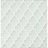 Found it at AllModern - Mallorca Glass Mosaic Tile in White Linen
