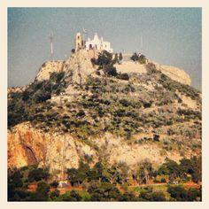 Λόφος Λυκαβηττού (Lycabettus Hill)