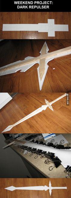 Prop sword