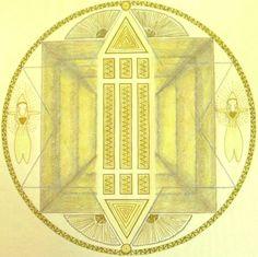 Het Atlantis-symbool.. (update!) – WantToKnow.nl Atlantis, 3 Tattoo, Ring Tattoos, Anima Mundi, Be Good To Me, Underwater Photos, Symbolic Tattoos, Sacred Geometry, Feng Shui