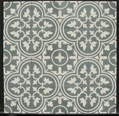 #Portugese tegels en cementtegels Serie FLOWERZ ZERO F26 Collectie http://www.floorz.nl/portugese-tegels/tegels_827/soi_42/soo_-4200px