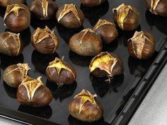 Simple Anleitung zum Maronenrösten im eigenen Ofen