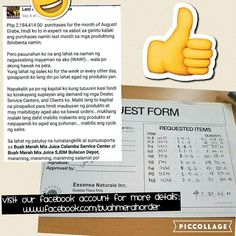Php 2184414.00  purchases for the month of August by my upline!  Isa lamang ito sa madami na nagpapatunay na ganito ka profitable sa Essensa Naturale!  http://ift.tt/29DcYkx   0928.596.3821  Ang Buah Merah Mix Juice ay hindi gamot pero bakit marami ang gumagaling?  It's because the smallest living unit of our body is a cell and their food is nutrients.  Your cell can do heal repair protect regenerate and rebuild 24/7 . Meron tayong more than 30 trillion cells and they are ready to fight for…