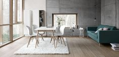 Check out Boconcept Bay Area's ready to ship Online Store for your modern furniture needs. Boconcept, Dining Table Design, Dining Table In Kitchen, Dining Set, Dining Tables, Dining Room, Danish Furniture, Furniture Design, Esstisch Design