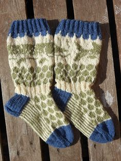 haukisukat (pike socks)