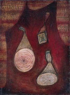 281 La gran aportación de Klee puede cifrarse en su idea de la pintura como un campo de signos... #Thyssen140 pic.twitter.com/X1sjMOE7hH