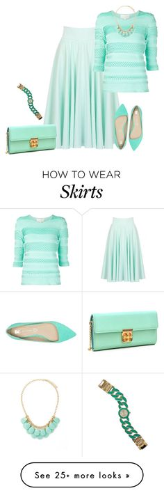 """""""outfit 3147"""" by natalyag on Polyvore featuring BC Footwear, Dasein, Christian V Siriano, Forever 21, women's clothing, women's fashion, women, female, woman and misses"""
