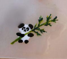 Panda nail bambus feng shui