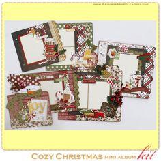 Cozy Christmas mini album inside pages web (Medium)