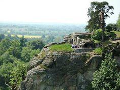 Hawkstone Park & Follies, Shropshire, England