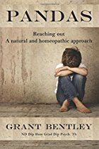 P A N D A S: Reaching out - A natural and homeopathic approach by Grant Bentley