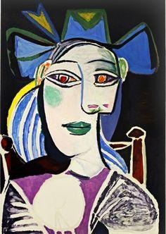Pablo Picasso (ESP) - (1925-1973) (Dunway Enterprises) http://amzn.to/2afoOjz