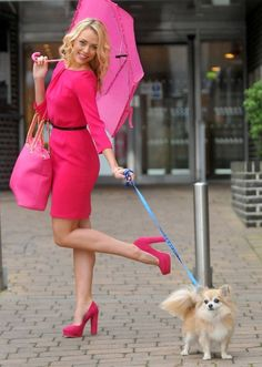 Elle woods for Halloween one year!