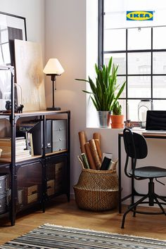 Studying isn't easy but setting up your study space should be. Getting all your work completed on time requires an office space that works for you.