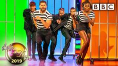 Kelvin and Oti Jive to 'Jailhouse Rock' from Smokey Joe's Cafe - Blackpool Bbc Strictly Come Dancing, Smokey Joe, Jailhouse Rock, It Takes Two, Professional Dancers, Best Dance, Blackpool, Children In Need, Singer