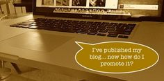 How I promote my new blog posts: After I have finished writing, editing, deep linking and have published a new blog post, my work has just gotten started. Simply creating content isn't sufficient to gain readership. You need to actively promote that new post so that people can see it and have a chance to read it. http://www.thesocialmediahat.com/blog/how-i-promote-my-new-blog-posts-04162013
