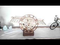 Bilyalı Ahşap Saat - YouTube