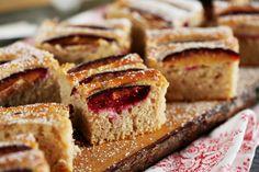 Frankó őszi szilvás süti