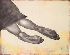 """Kiki Smith  Still,  2006  Color spit bite aquatint with flat bite and soft ground and hard ground etching printed on gampi paper chine collé  Image Size:  20  x  25  """"  Paper Size:  26½  x  31  """"  Edition Size:  20  Publisher:  Crown Point Press  Printer:  Emily York"""