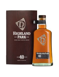 Shop The Highland Park Whisky range: exclusive single malt Scotch whisky available to buy. Highland Park Whisky, Scotch Whiskey, Bourbon Whiskey, Whiskey Lullaby, Rum, Single Malt Whisky, 40 Years Old, Distillery, Whiskey Bottle