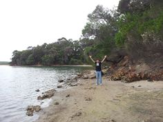 Tappa 3: da Sydney a Melbourne on the road - Pebby Beach a #Mallacoota