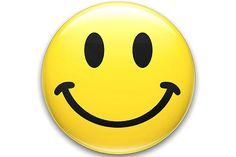 Smiley face!