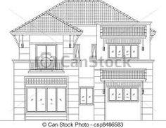 desenhos de casa - Pesquisa Google