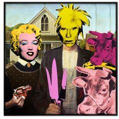 marilyn monroe pop art andy warhol - Google Search