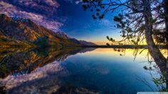 Breathtaking Lake Hdr >> HD Wallpaper, get it now!