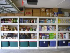 Image detail for -Garage Shelving Project :: DSC00517.jpg picture by nrpeace17 ... I want this to b my garage!!