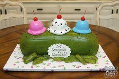 Pickle Garland Birthday or Baby Shower