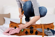 Seven Ways to Fit More Stuff in Your Suitcase
