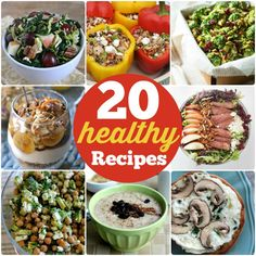 Great Ideas — 20 Healthy Recipes! -- Tatertots and Jello