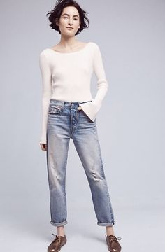 levi's wedgie icon high rise jean at anthropologie