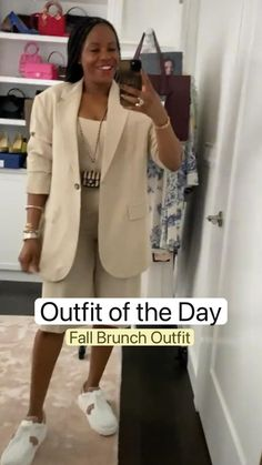 Brunch Outfit, Brunch Party, Fashion Over 40, Womens Fashion For Work, The Girl Who, Outfit Posts, Street Style Women, Her Style, Casual Chic