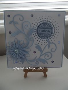 Circle Burst & Flower | docrafts.com