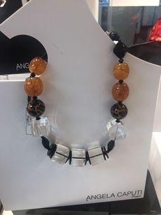 Angela Caputi Italy Faux Amber And tortoiseshell Resin Necklace | Jewelry & Watches, Fashion Jewelry, Necklaces & Pendants | eBay!