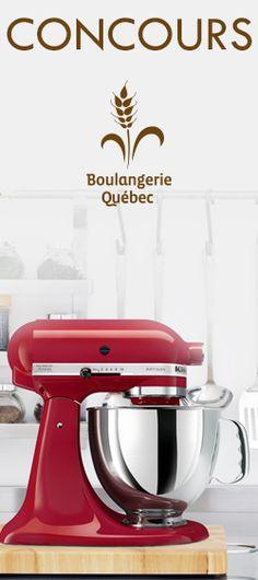 Gagnez un mélangeur sur socle KitchenAid. Fin le 11 aout.  http://rienquedugratuit.ca/concours/melangeur-sur-socle-kitcheaid/