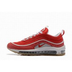 outlet store f1d8c cbea5 Discount Nike Air Max 97 Valentine s Day Red  CheapNikeAirMax Air Max  Sneakers, Sneakers Nike