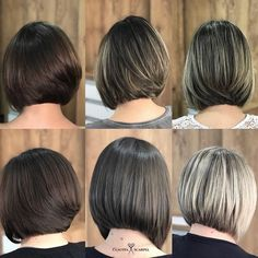 Classic-Short-Bob-Haircut Best New Bob Hairstyles 2019 Best New Bob Hairstyles Would you like to get a new look? We offer you to check the New Bob Hairstyles 2018 – 2019 we have handpicked just for you. Bob Hairstyles 2018, Short Bob Haircuts, Trending Hairstyles, Swing Bob Hairstyles, Undercut Hairstyles, Popular Hairstyles, Back Of Bob Haircut, Swing Bob Haircut, Medium Hair Styles
